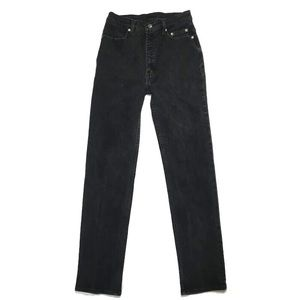 Harley Davidson Black Skinny Jeans Size 8